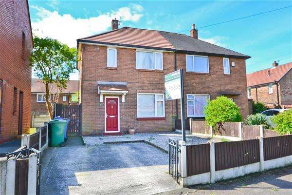 2 Bedrooms Semi Detached House for sale in Snowden Avenue, Wigan