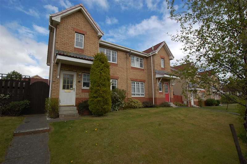 3 Bedrooms Semi-detached Villa House for sale in Wayfarers Drive, Dalgety Bay