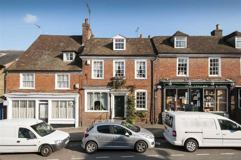 3 Bedrooms Terraced House for sale in High Street, Lenham
