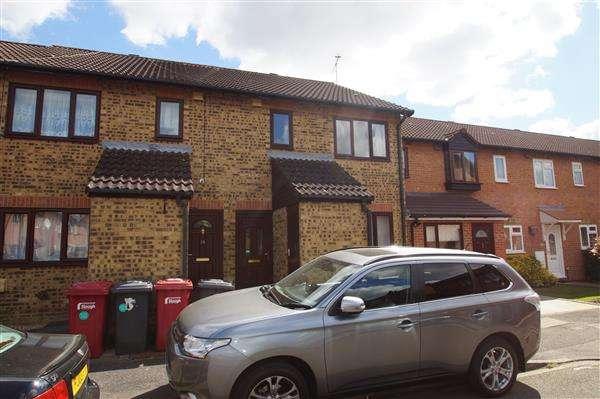 1 Bedroom Maisonette Flat for sale in Charlton Close, Cippenham
