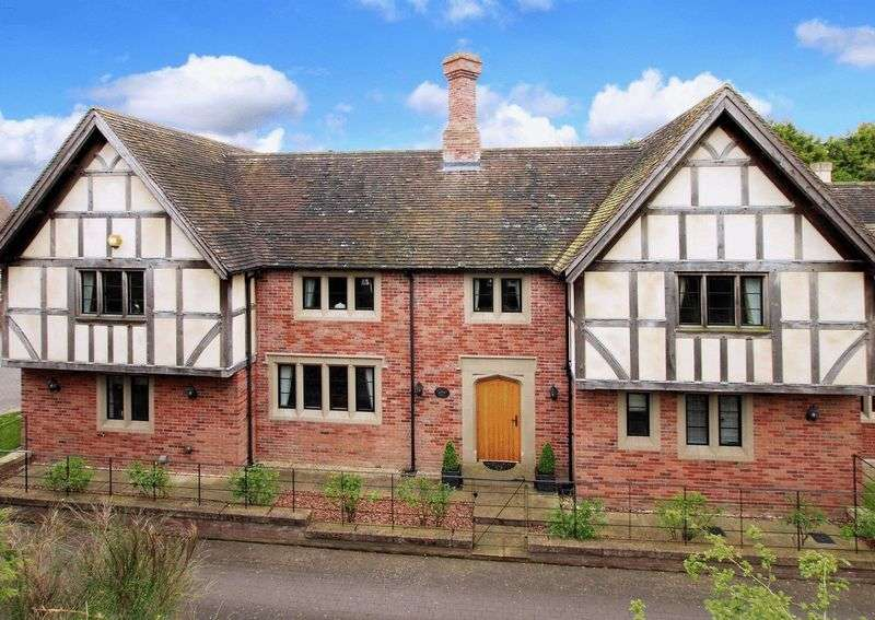 6 Bedrooms House for sale in Arleston Manor Drive, Telford, Shropshire.