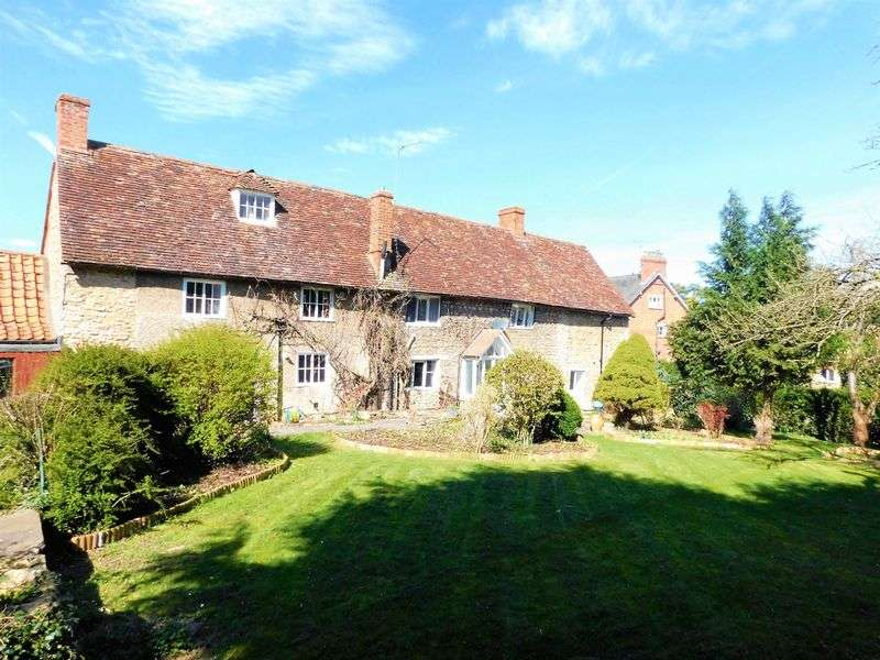 5 Bedrooms Detached House for sale in High Street, Sharnbrook, MK44