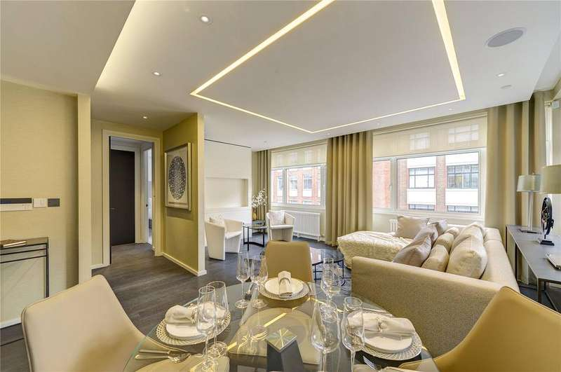 12 Bedrooms Plot Commercial for sale in Margaret Street, Fitzrovia, W1W