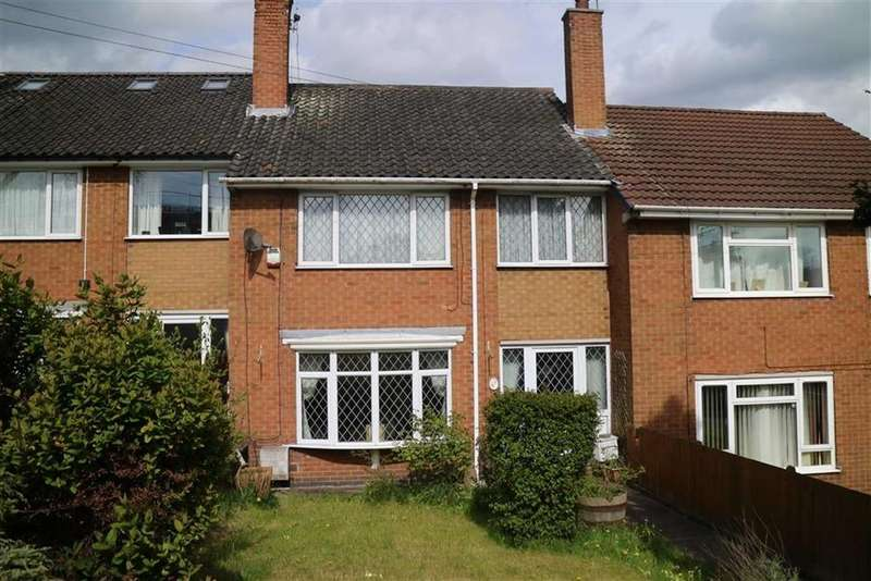 3 Bedrooms Town House for sale in Swanson Avenue, Huthwaite, Notts, NG17
