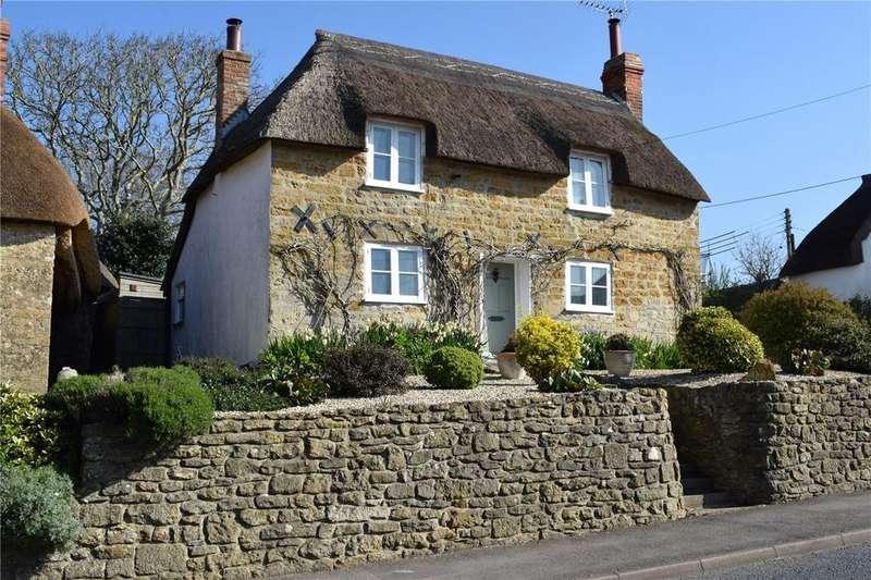 2 Bedrooms Detached House for sale in Chideock, Bridport, Dorset