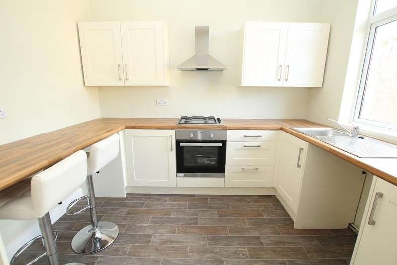 3 Bedrooms End Of Terrace House for sale in 2 Dover Street, Walney, Barrow-In-Furness