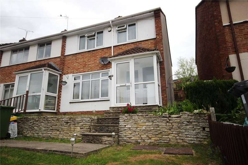 3 Bedrooms End Of Terrace House for sale in Brompton Close, Kingswood, Bristol, BS15