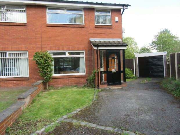 3 Bedrooms Semi Detached House for sale in Sudbury Close, Old Trafford, Manchester