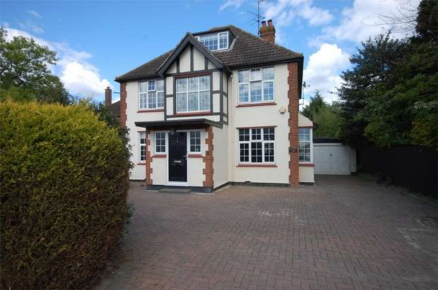 4 Bedrooms Detached House for sale in Wendover Road, Aylesbury, Buckinghamshire