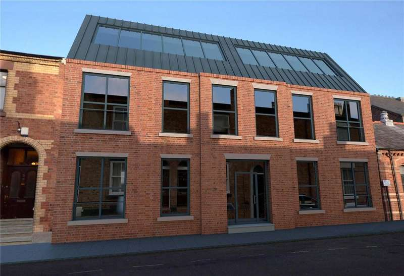 1 Bedroom Penthouse Flat for sale in The Warehouse, Volunteer Street, Chester, CH1