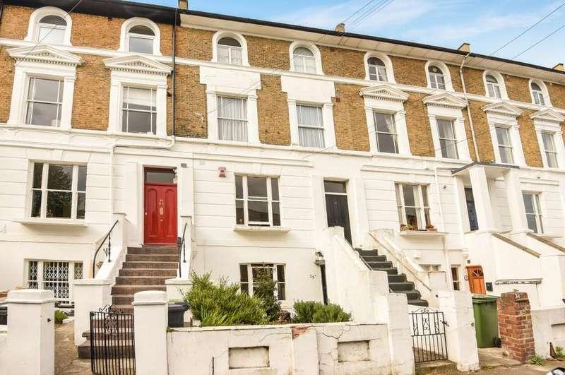 2 Bedrooms Maisonette Flat for sale in Glenton Road London SE13