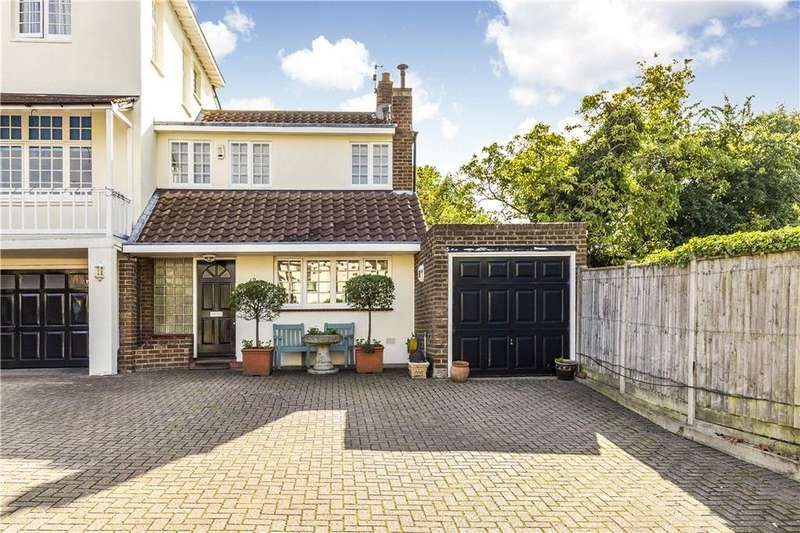 2 Bedrooms Semi Detached House for sale in Honor Oak Rise, Honor Oak Park, London, SE23