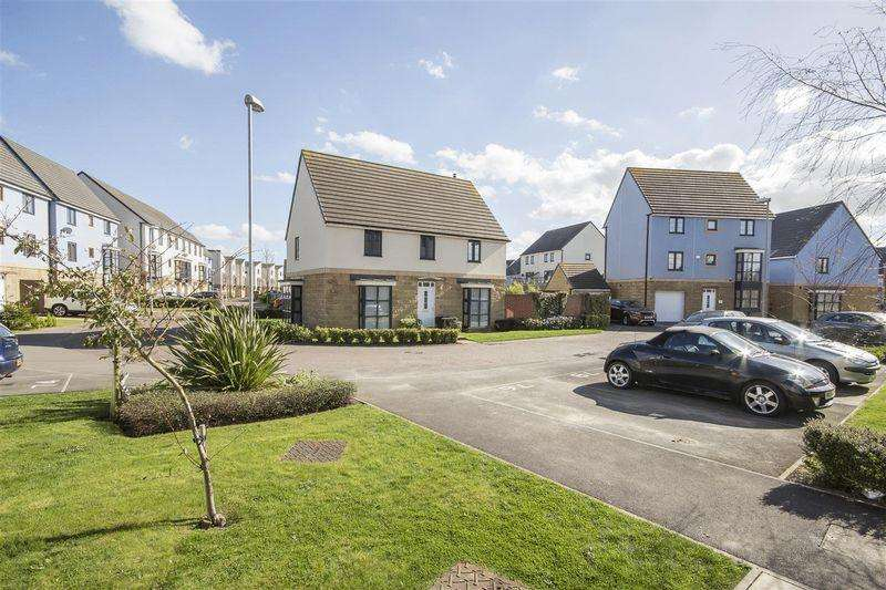4 Bedrooms Detached House for sale in Cromwell Ford Way, Stella Riverside, Blaydon-On-Tyne