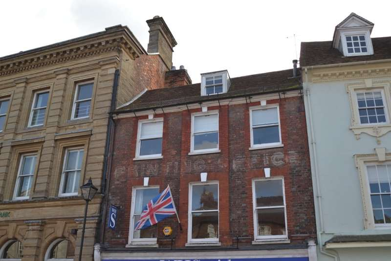 1 Bedroom Flat for sale in Blandford Town Centre
