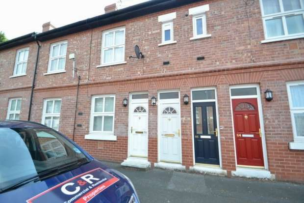 1 Bedroom Apartment Flat for rent in Barrack Street Hulme, Manchester, M15 4er Manchester