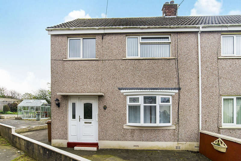 3 Bedrooms Semi Detached House for sale in Harpur Place, Thornhill, Egremont, CA22