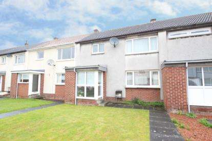 3 Bedrooms Terraced House for sale in Loch Road, Mauchline, East Ayrshire