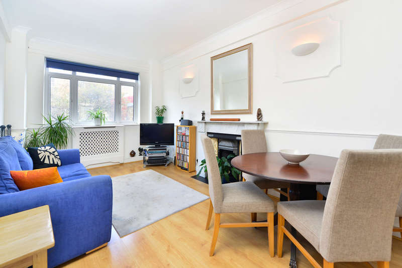 1 Bedroom Flat for sale in Highstone Mansions, NW1 9DY