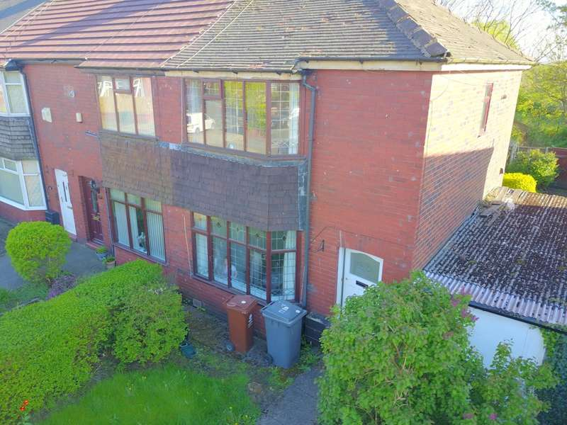 2 Bedrooms End Of Terrace House for sale in 877 Middleton Road, Chadderton