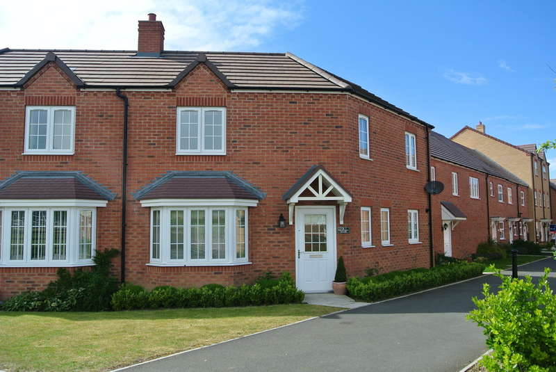 3 Bedrooms Semi Detached House for sale in Cestrum Walk, Evesham
