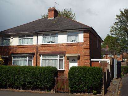3 Bedrooms Semi Detached House for sale in Kings Road, Kingstanding, Birmingham, West Midlands