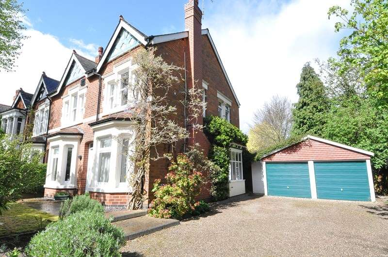 3 Bedrooms Semi Detached House for sale in Sir Johns Road, Selly Park, Birmingham