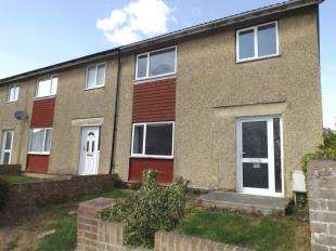 3 Bedrooms End Of Terrace House for sale in Newenden Close, Ashford, Kent