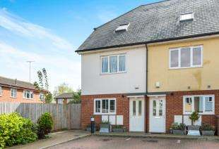 4 Bedrooms House for sale in Keppel Close, Greenhithe High Street, Greenhithe, Kent