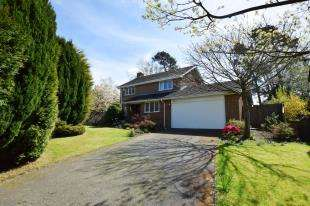 4 Bedrooms Detached House for sale in Springwood Road, Heathfield, East Sussex
