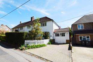 3 Bedrooms Semi Detached House for sale in New Pond Hill, Cross in Hand, Heathfield, East Sussex