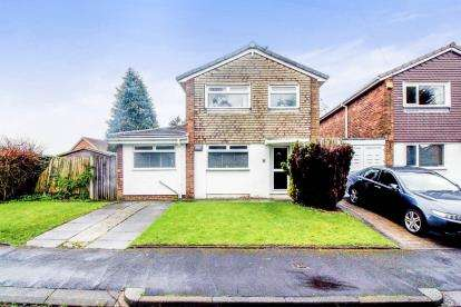 3 Bedrooms Link Detached House for sale in Grove Mead, Maghull, Liverpool, Merseyside, L31
