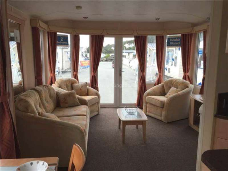 2 Bedrooms Caravan Mobile Home for sale in Borth, Wales