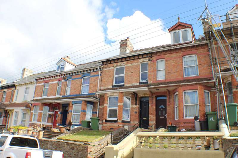 2 Bedrooms Terraced House for sale in Lime Grove, Bideford