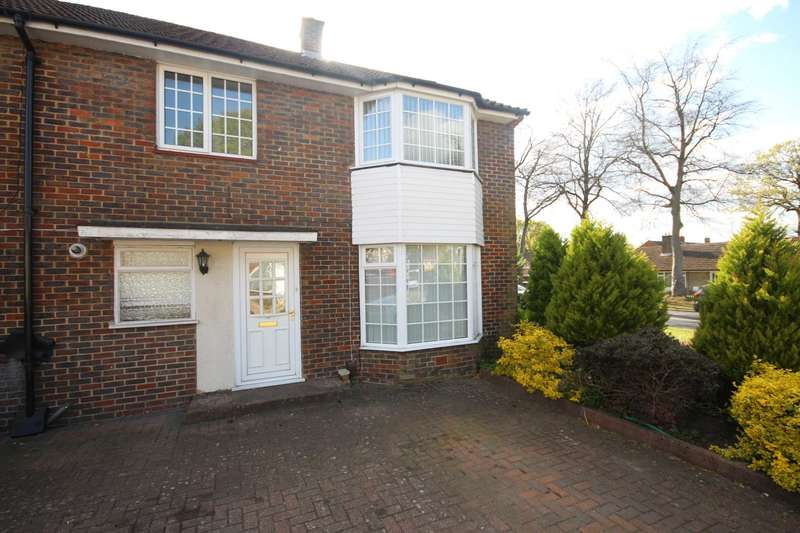 4 Bedrooms End Of Terrace House for sale in Manston Drive, Bracknell
