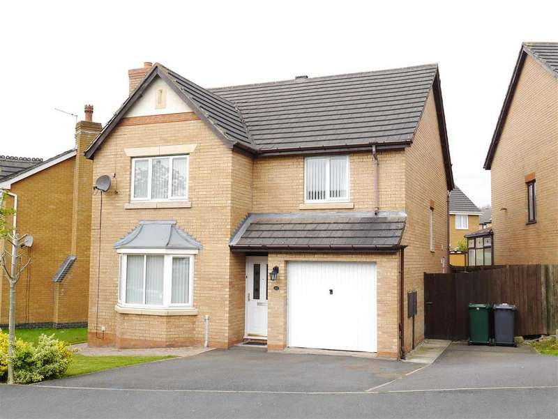4 Bedrooms Detached House for sale in Knightsbridge Walk, Bierley, BD4 6ES