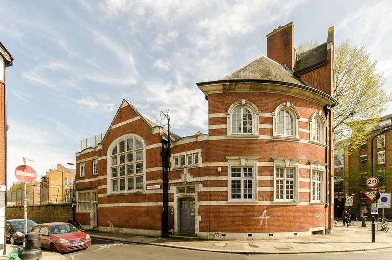 2 Bedrooms House for sale in Virginia Road, Shoreditch, E2