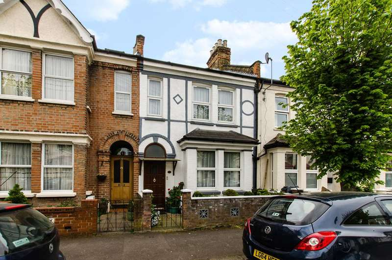 3 Bedrooms Terraced House for sale in Pitcairn Road, Tooting, CR4