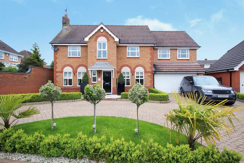 4 Bedrooms House for sale in Pritchard Drive, The Pippins, Stapleford