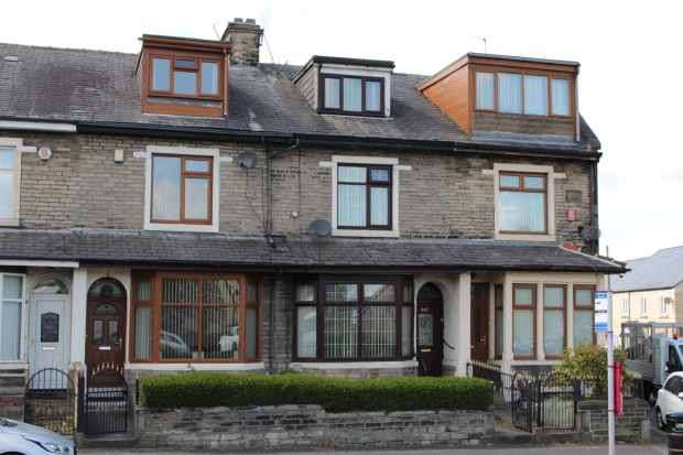 4 Bedrooms Terraced House for sale in Little Horton Lane, Bradford, West Yorkshire, BD5 0PA