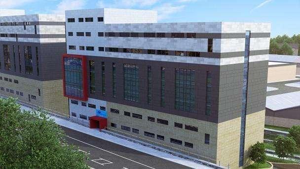 Property for sale in Studio 8.06. Landmark Waterfront Quarter, Huddersfield, HD1 3LD