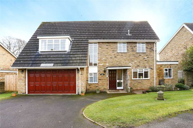 4 Bedrooms Detached House for sale in Cherry Tree Lane, Chalfont St. Peter, Gerrards Cross, Buckinghamshire, SL9