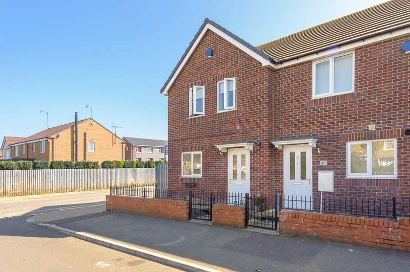 3 Bedrooms Terraced House for sale in Seventh Avenue, Ashington, Northumberland, NE63