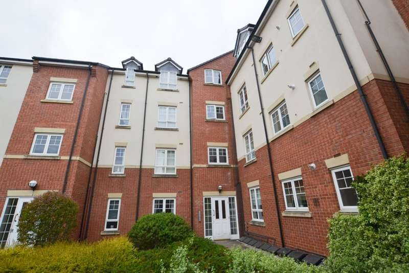 1 Bedroom Apartment Flat for sale in Ansell Court, Ansell Way