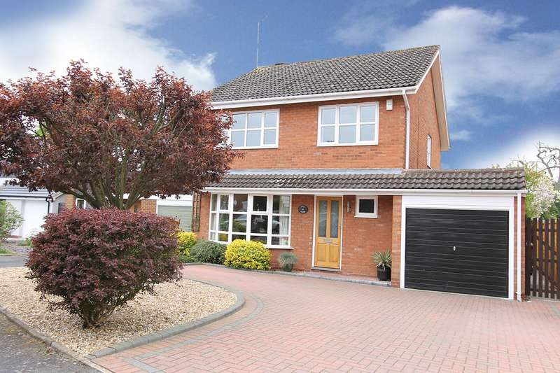4 Bedrooms Detached House for sale in Mill Close, Blakedown, Kidderminster, DY10