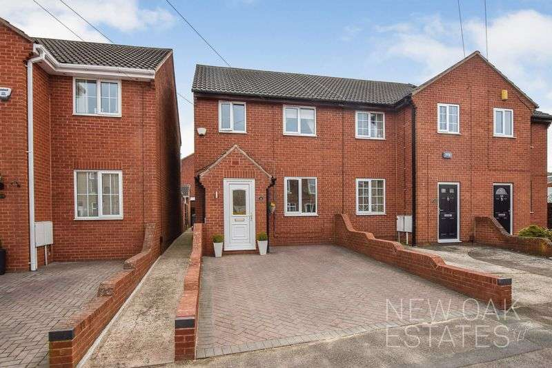 3 Bedrooms House for sale in Coronation Road, Brimington