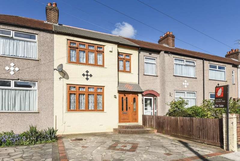 3 Bedrooms Terraced House for sale in Powys Close Bexleyheath DA7