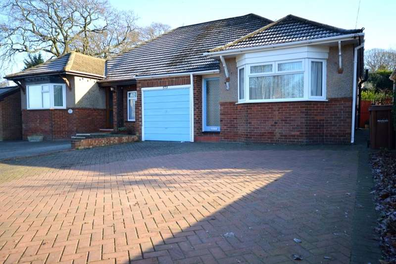 2 Bedrooms Semi Detached Bungalow for sale in Maidstone Road, Gillingham, ME8