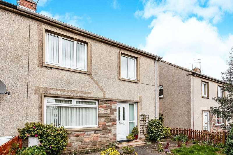 3 Bedrooms Semi Detached House for sale in Beech Loan, Bonnyrigg, EH19