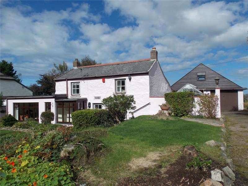 3 Bedrooms Detached House for sale in Basset Road, Treleigh, Redruth