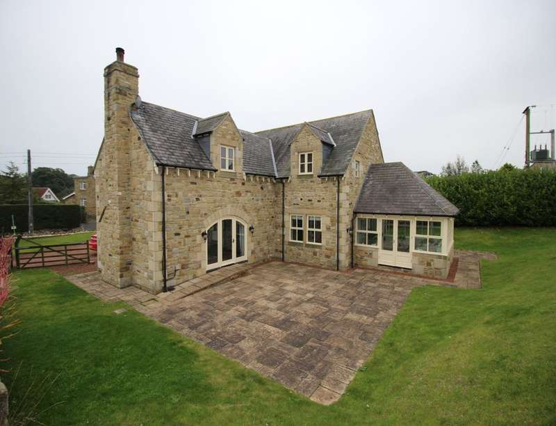 4 Bedrooms Detached House for sale in Juniper House, Longhoughton, Alnwick, NE66
